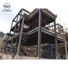 Top Selling Fiber Cement Board Prefab Light Steel Frame Villa