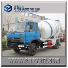 6cbm Dongfeng 4X2 Camion mélangeur à béton