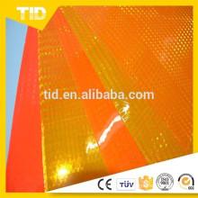 feuille réfléchissante de PVC, pour la décoration, chaussures, sacs