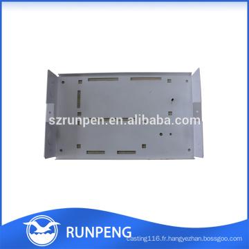 Produit mécanique de fabrication de tôle en poinçonnage CNC mécanique
