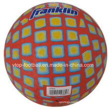 Complex Printing Rubber Plaground Ball for Kids