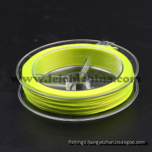 Yellow White Cheap Wholesale Backing Line for Fly Fishing