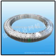 Anel de giro de rotação de giro para antena de radar Rolamento de giro de alta qualidade