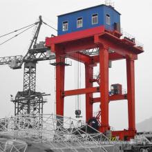 hydropower station gantry crane for gate hoist
