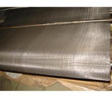 Nettoyeur électro-galvanisé en fil de fer pour écran de fenêtre