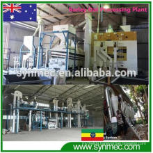 Wheat Maize Paddy Processing Plant (hot sale)