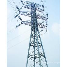 Torre de tubos de aço
