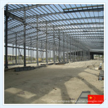 Large Steel Frame Structure for Warehouse or Worhsop