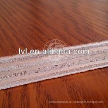 Melaminpapier aus Sperrholz