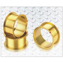 Diámetro de suministro 0.5-6.0mm Gr 7 Bobina de titanio