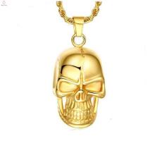 Último colgante del tótem del estilo colgante del oro 24k del colgante del oro de 3 capas