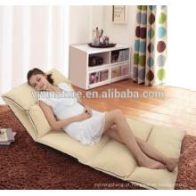 Casa Relaxar Repelir a Água Confortável Ajustável Sem Pernas Único Sofá Cama \ lazer Moderno Material de Tecido Interior Cadeira Estilo Sofá