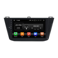 PX5 car stereo for Tiguan 2016