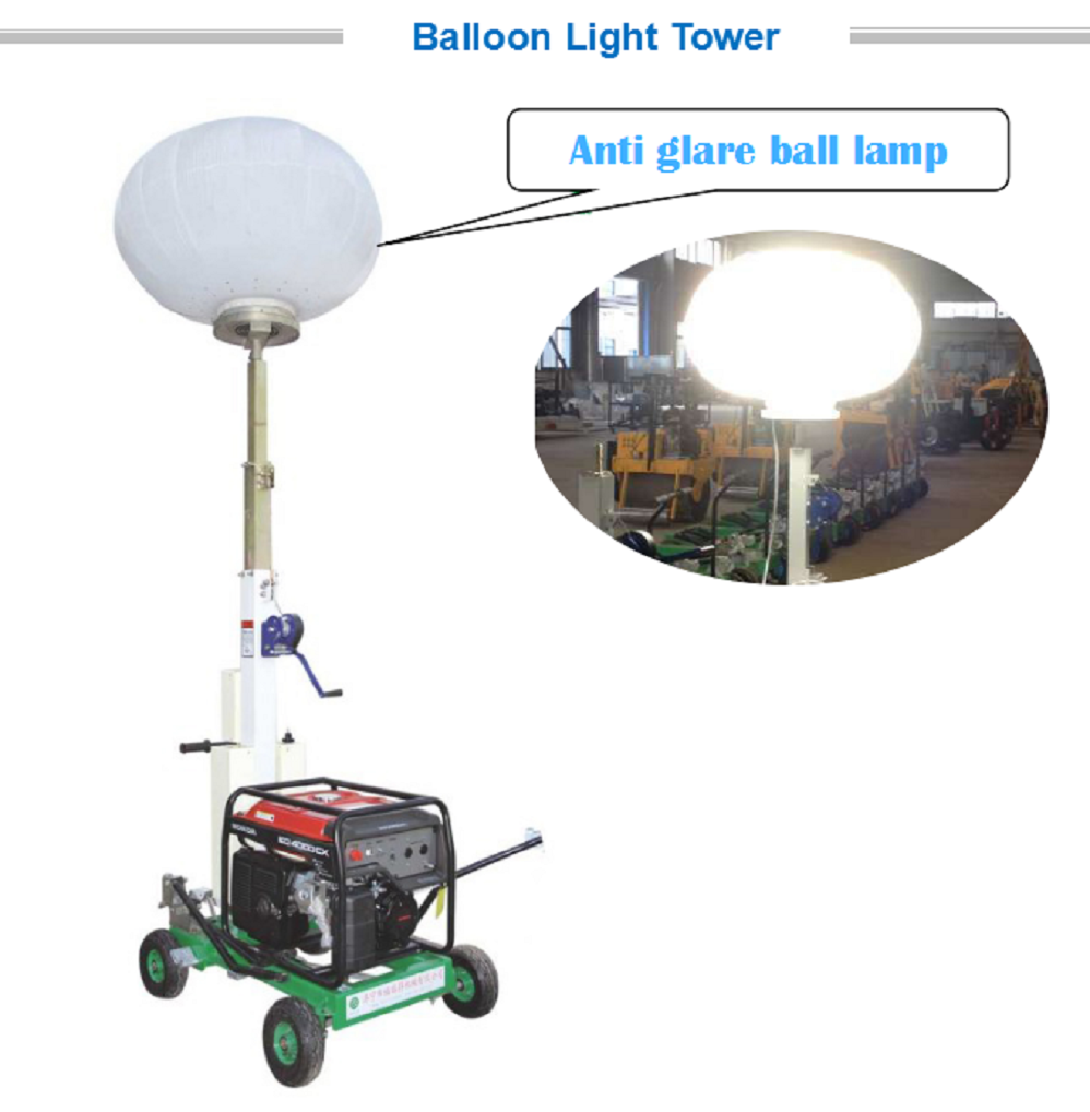 Balloon Light Tower