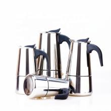 Edelstahl-Qualitätskaffee 2Cup / Moka-Topf / Mini-Kaffeemaschine