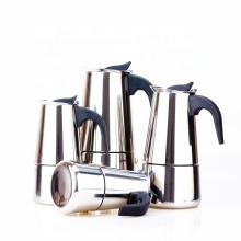 Bouilloire à café en acier inoxydable haute qualité 2Cup / Moka Pot / Mini cafetière