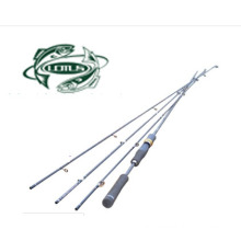 Three Action Two Section High Carbon Lure Rod 1.8m 2.1m 2.4m