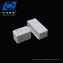 Uso de la industria alúmina cerámica blanca zócalo