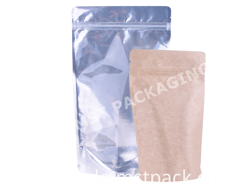 paper ziplock bag