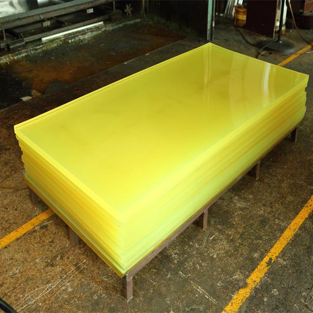 PU Yellow sheet