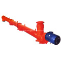 Industrial Pipe Augar Spiral Cement Flexible Screw Conveyor