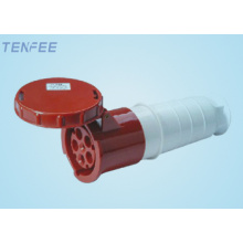 Conector industrial IP67 63a