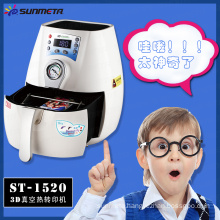 Freesub mini 3d sublimation vacuum heat press machine ST-1520 Package C1