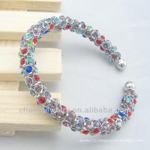 Full Crystal Design Bangle Fashion Bangle Bracelet