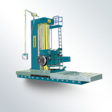 Floor boring mill machine