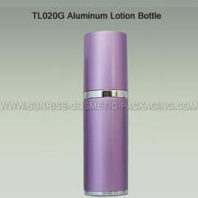 50ml Purple Aluminum Lotion Bottle