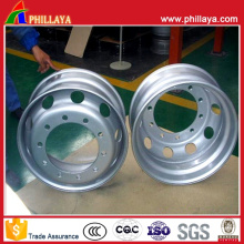 Auto Vehicle Semi Trailer Parts Steel Wheel Rim