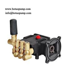 100bar high pressure triplex plunger pump