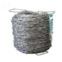high tensile galvanized barbed wire weight per meter