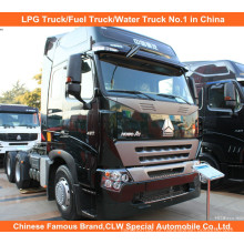 HOWO 420HP A7 Prime Mover