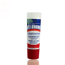 Embalaje plástico del aceite industrial del tubo de múltiples capas blanco 180ml