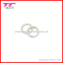Fashion Shiny Silver O-Ring for Bag, Belt, Bikini