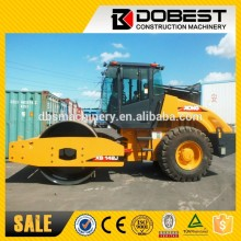 High Quality XCMG 14 Ton Single Drum Road Roller XS142J on sale