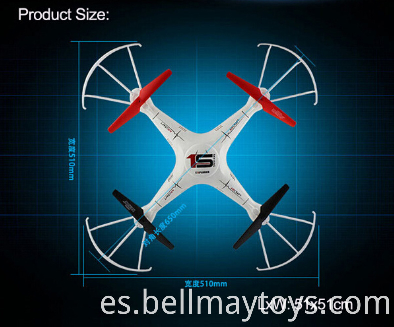 Steady Remote Control Drone