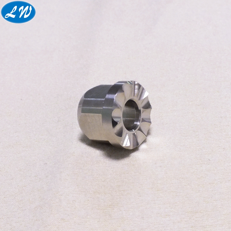Aluminum Anodizing Image Detecting Bushing