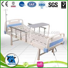 single crank hospita furniture hospital iron bed