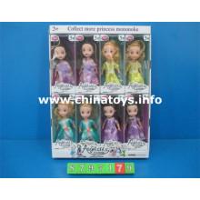 2016 Пластиковые Игрушки, Черной Подарок Кукла (8797179)