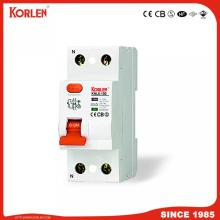 Residual Current Circuit Breaker 125A with leakage protection 6KA 4P 2P100A 125A A,AC,S TYPE