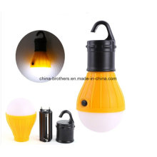 3 LED Bulb Tent Emergency Lamp