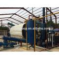 Projeto o mais novo !!! China Melhor qualidade Borracha Sucata Pirólise Oil Plant