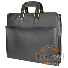 Superior Cowhide leather Waterproof Ballistic Briefcase