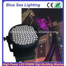 GuangZhou 100pcs x 10W de alta potência levou céu luz movendo cabeça