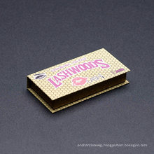 Printing with Your Logo Wholesale 100% Mink Fur Lashes 3D 5D 25mm False Eyelashes