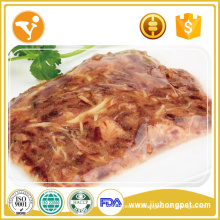 Pet food manufacturer produce high quality wet cat food