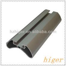 Perfil de extrusión de aluminio de cajas publicitarias