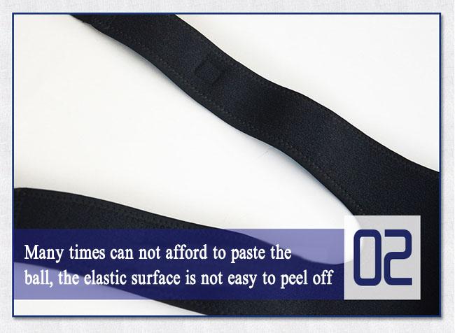 elastic knee sleeve